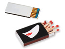 Cerillas Baratas Personalizadas, Cajas de fosforos promocionales, Cajas de cerillas publicitarias, fosforos economicos