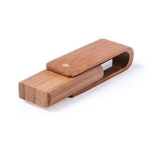 COMPRAR MEMORIA USB BAMBU HAIDAM 16GB REF HA21 ENYES